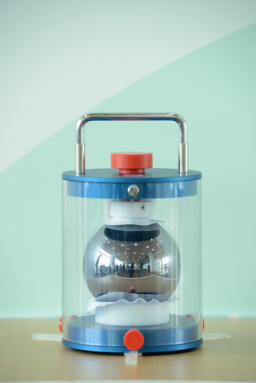 「公斤」將重新定義!秘密就藏在這顆矽晶球裡