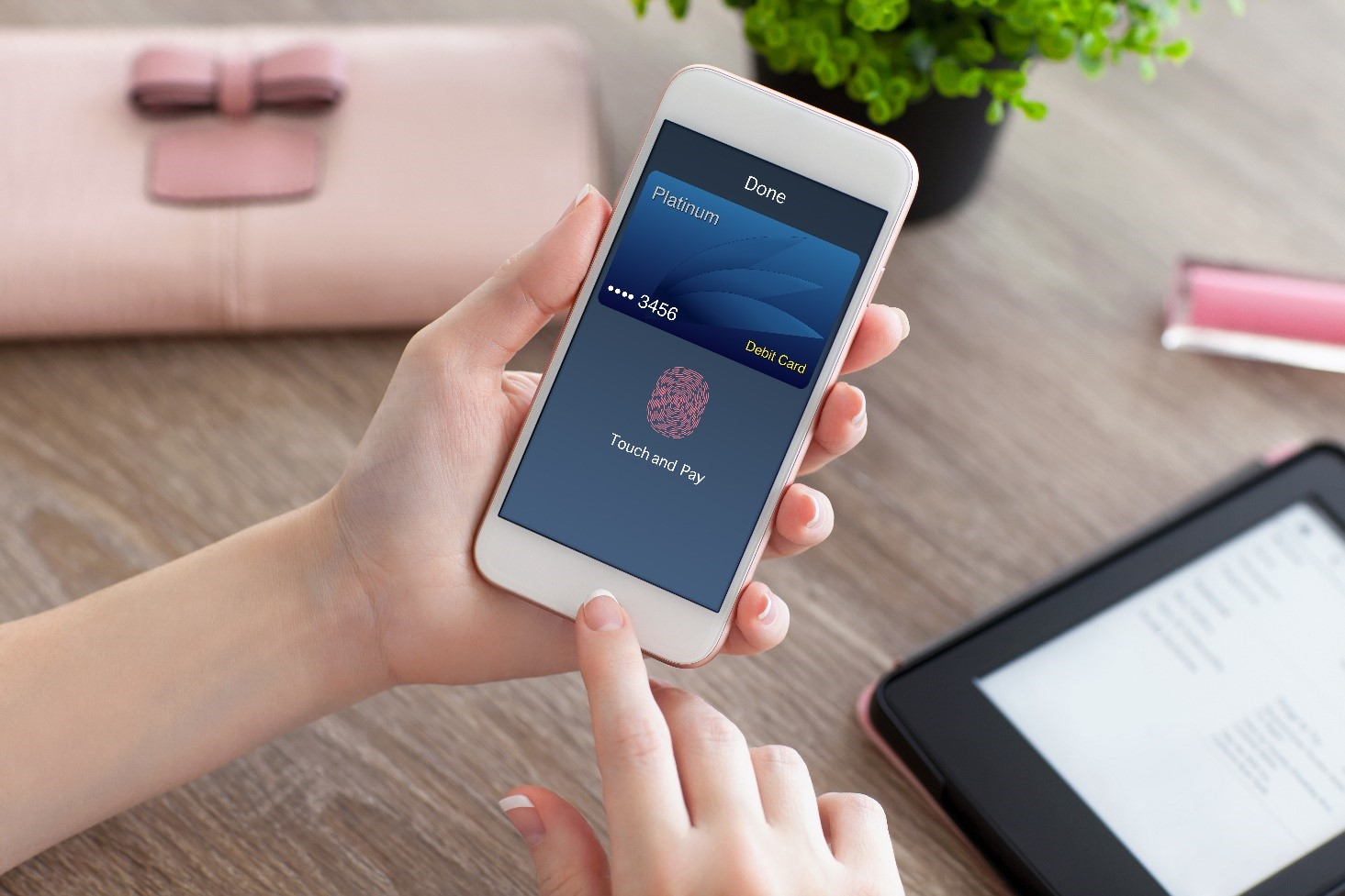 指紋辨識技術 影響次世代手機設計觀