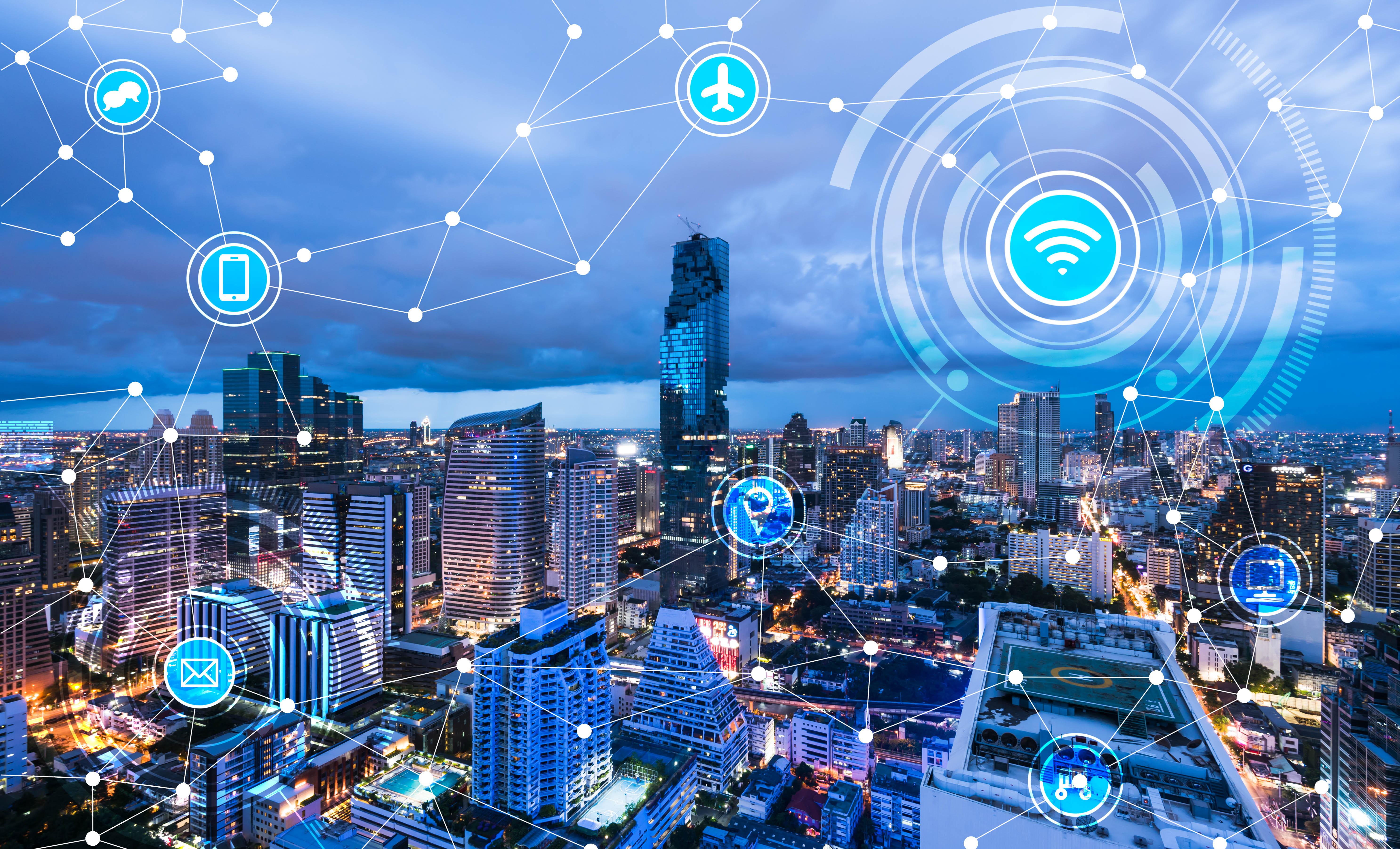 行銷科技加值 讓智慧城市更具魅力
