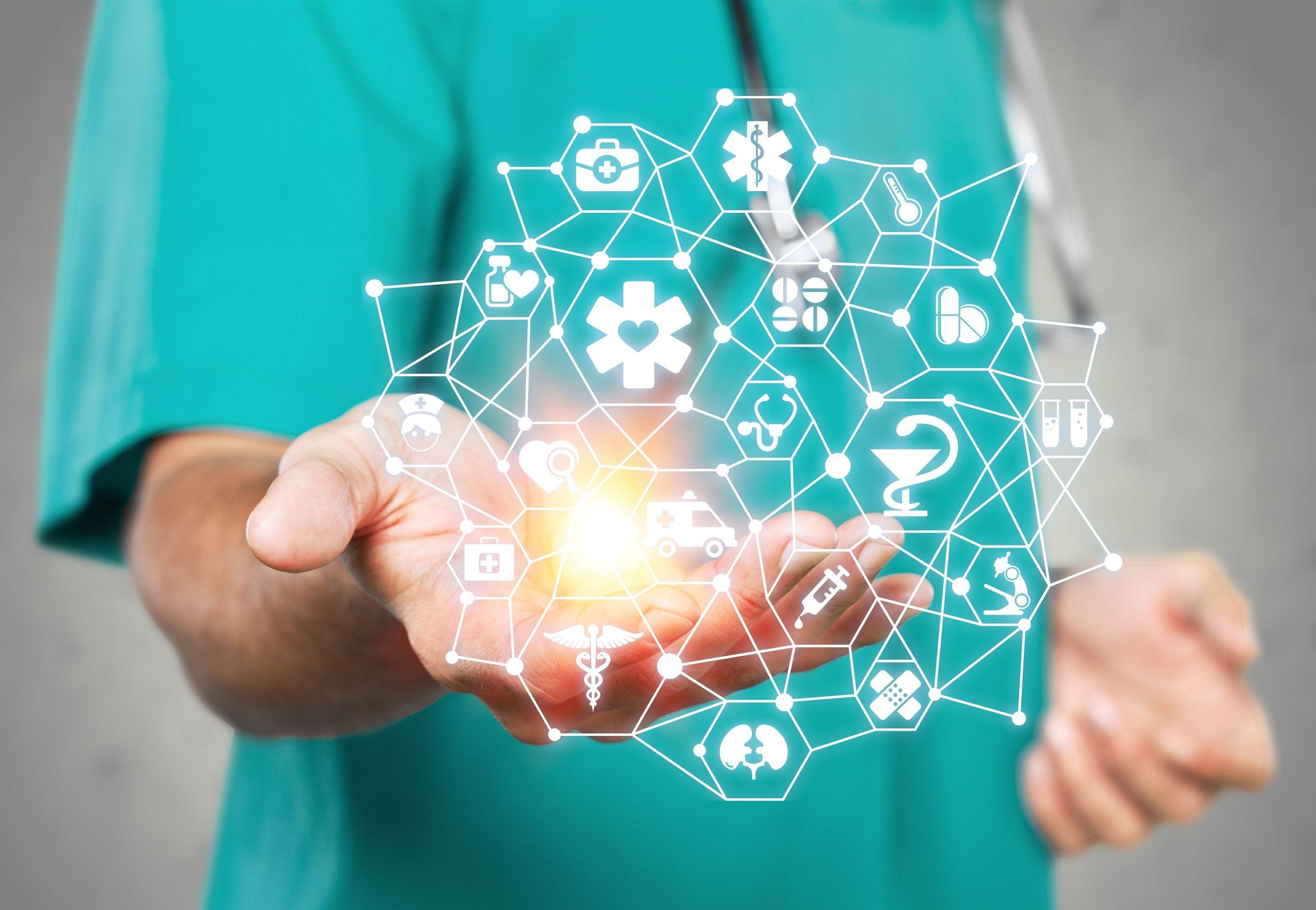 當區塊鏈遇上醫療 激盪新商機