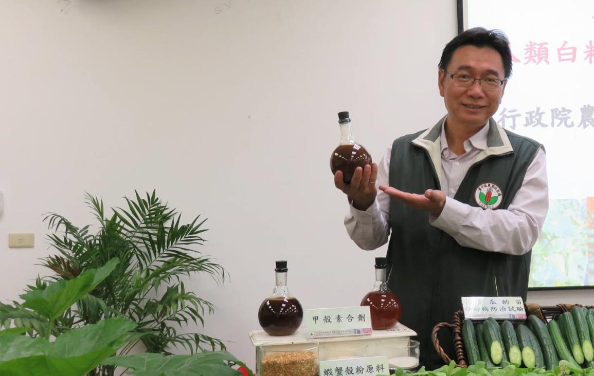 【科技農業】陳俊位 木黴菌技術讓青農賺聘金