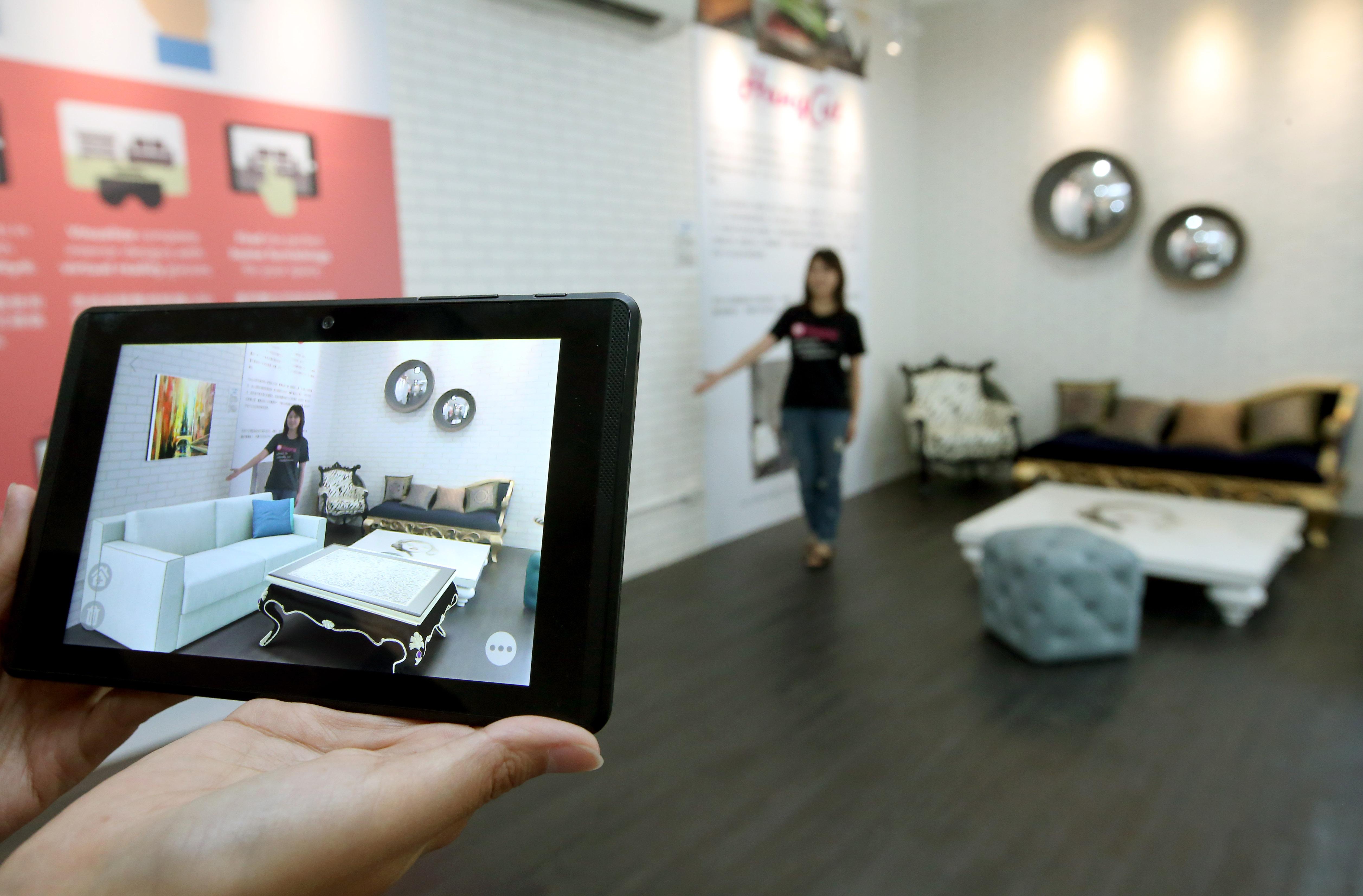 【創業超新星】智慧城市-數位宅妝雙R合體  穿越實境看屋去