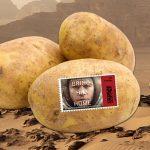 當馬鈴薯長在火星上!?