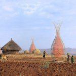 向空氣要水的衣索比亞竹籃巨人:WarkaWater