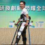 讓脊髓損傷病友再次站立行走  行動輔助機器人開啟人生新路
