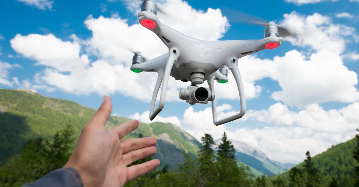 無人機可能成為犯罪工具嗎?