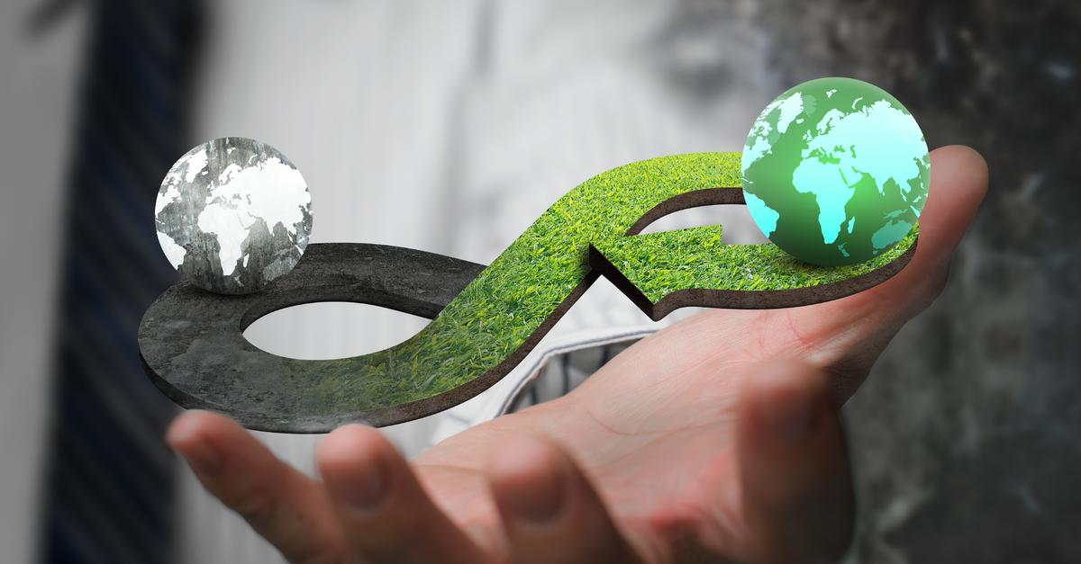 全球資源告急 全民啟動循環經濟學