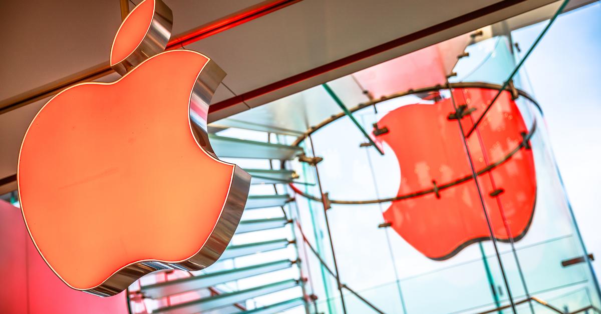 Apple市值 兆美元 不是夢