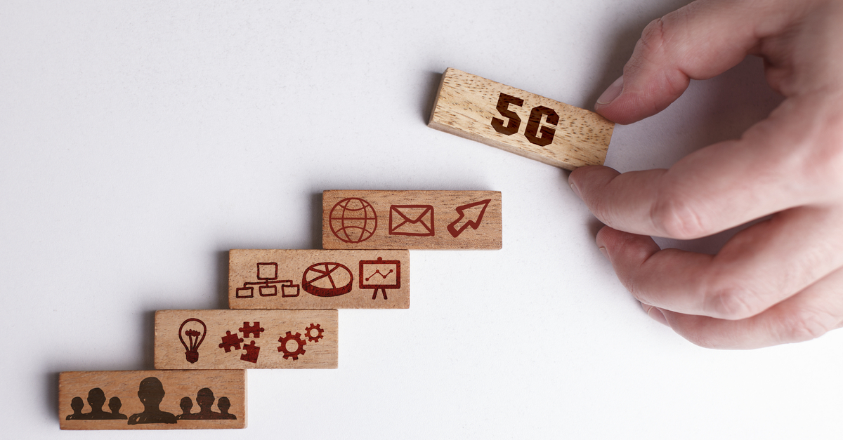 5G商用通訊改變人類行為生活 預見2020年商機