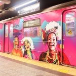 紐約地鐵台灣列車的設計策略 讓世界看見台灣文化