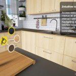IKEA 結合 HTC VIVE 推出虛擬實境廚房