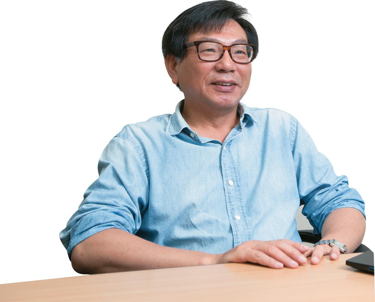 DIGITIMES總經理暨電子時報社長黃欽勇
