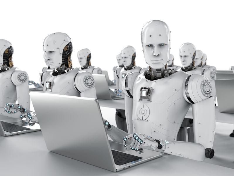 不只能掃地、當廚師?機器人產業分析師誕生!?