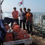 開啟台韓國際合作新頁,台灣自製海底地震儀