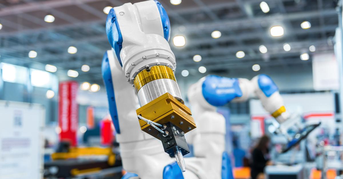 智慧機器人四趨勢 引領工業4.0風潮